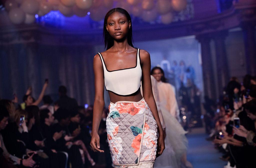 In Paris wird noch bis zum 6. März die Mode für den kommenden Herbst und Winter vorgestellt. Foto: Getty Images Europe