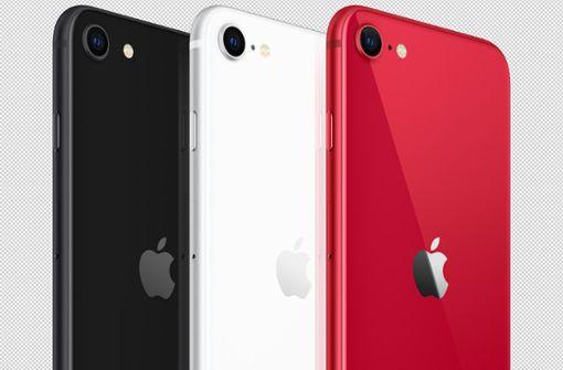 Apple stellt neues preisgünstiges Smartphone vor
