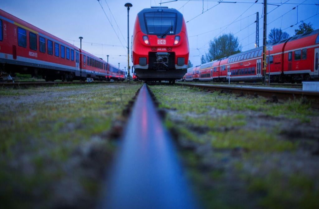 Deutschland investiert zu wenig in sein Schienennetz, zeigt eine aktuelle Studie. Foto: dpa