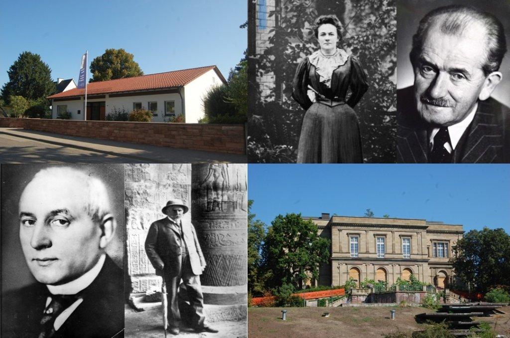Neben Ferdinand Porsche und Theodor Heuss wohnten und lebten noch viele weitere Berühmtheiten in Stuttgart. Foto: AP/dpa/Denkmalstiftung Baden-Württemberg/Natalie Diedrichs