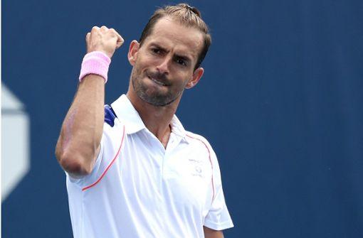 Tennis-Profi Alexander Bublik  – Rekordhalter wider Willen