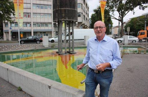 Mehr Aufenthaltsqualität für den Wilhelmsplatz