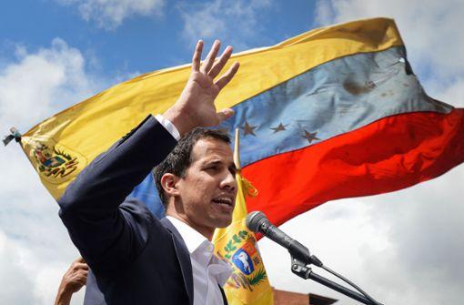 Venezuelas Galionsfigur   ist geschwächt