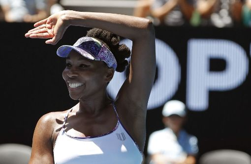 Venus Williams und Vandeweghe erste Halbfinalistinnen