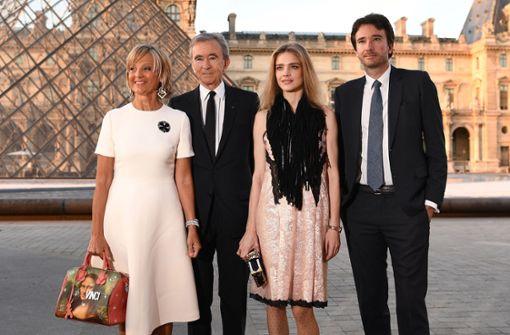Protz und Chic: der Kampf  zwischen Louis Vuitton und Gucci