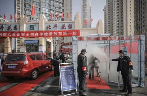 Wie China mit Künstlicher Intelligenz gegen das Coronavirus kämpft