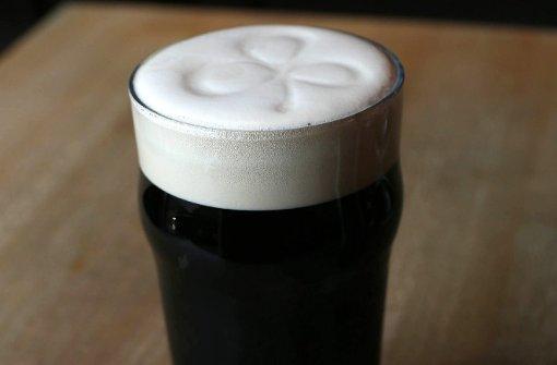 Die Frage nach dem perfekten Glas Guinness