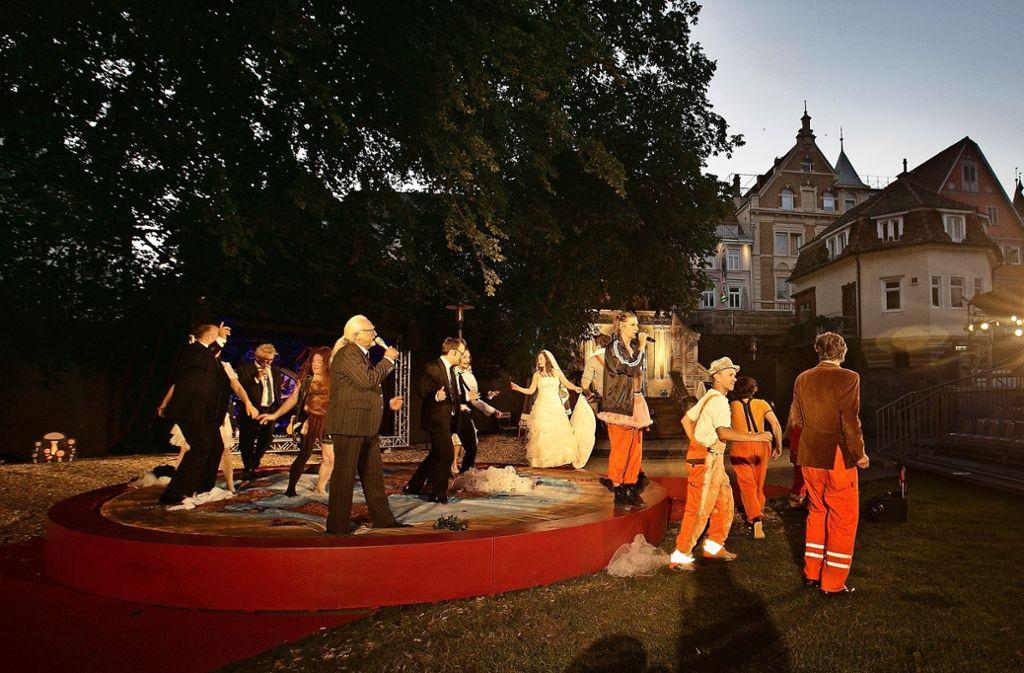 Die Maille wird in diesem Jahr zum Spielort für den Shakespeare-Klassiker. Foto: Ines Rudel