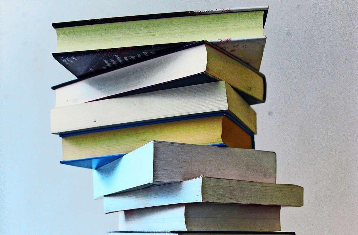 Lesefans können via Internet oder Telefon Bücher bestellen. Foto: picture alliance/dpa/Kalaene