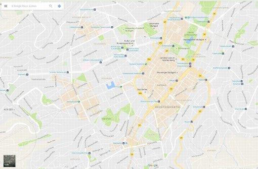 So sieht das neue Google Maps aus