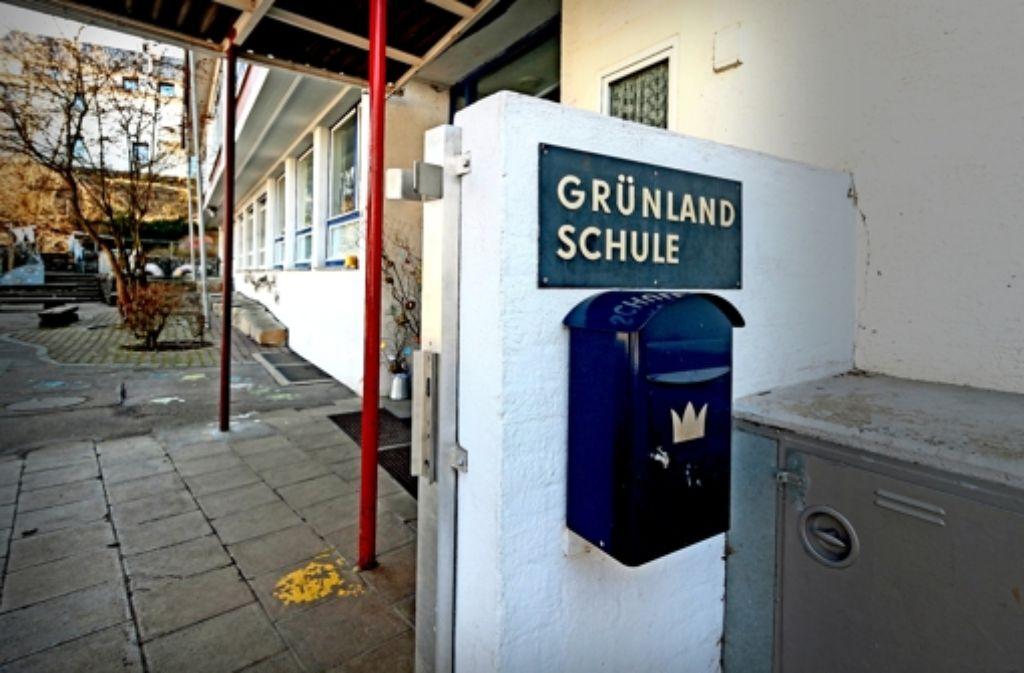Eine der drei Grundschulen Freibergs: die Grünlandschule in Geisingen. Foto: factum/Granville