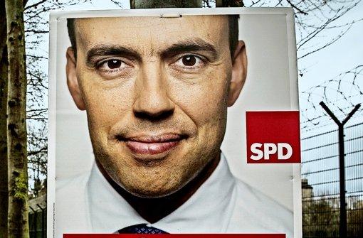 Die SPD  kämpft an vielen Fronten