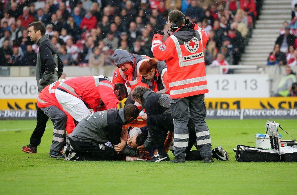 Christian Gentner Verletzung