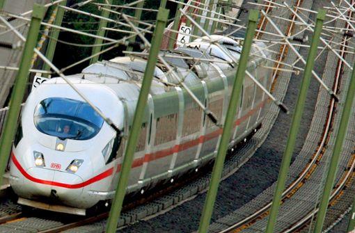 Bund erhöht Druck auf die Bahn-Spitze