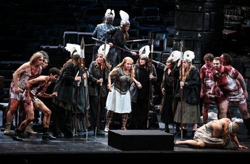 Testen lassen und gemeinsam Wagner singen
