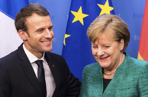 Merkels  Echo nach 250 Tagen