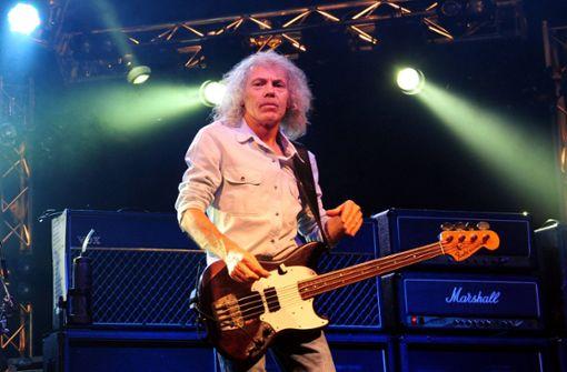 Bassist Alan Lancaster gestorben