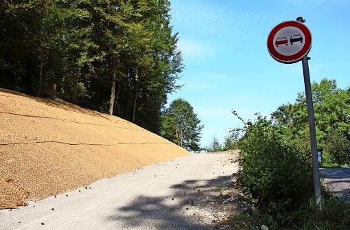 Die Treppen sind weg, die Radfahrer haben freie Bahn
