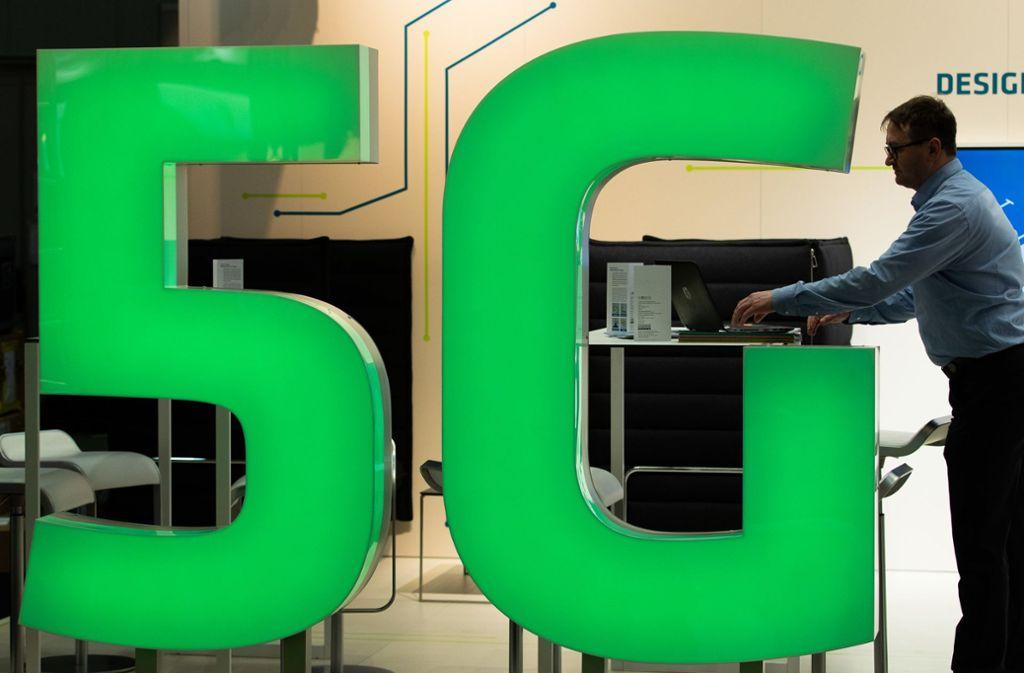 5G gilt als der Schlüssel für Zukunftstechnologien wie das autonome Fahren, virtuelle Realität und Industrie 4.0. Foto: dpa