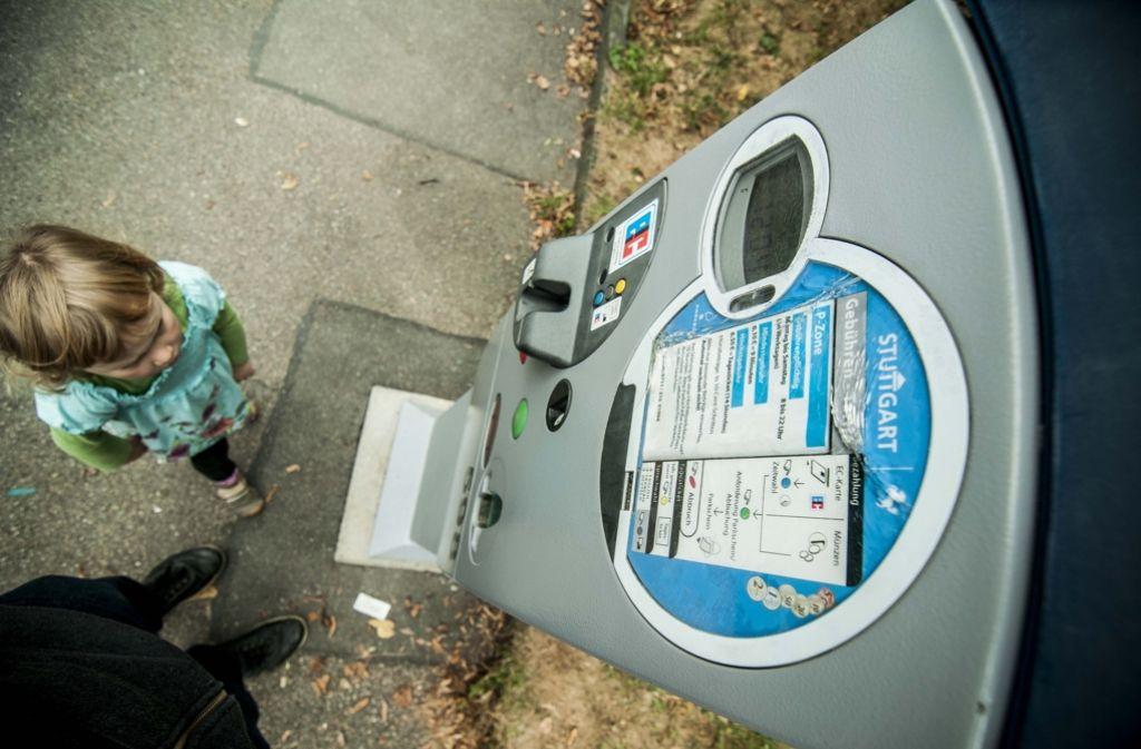 Nicht jeder zieht im Stuttgarter Westen ein Parkticket Foto: Lichtgut/Max Kovalenko