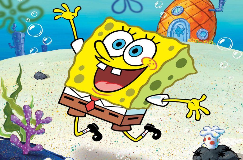Netflix plant eine neue Spongebob-Serie. Foto: dpa