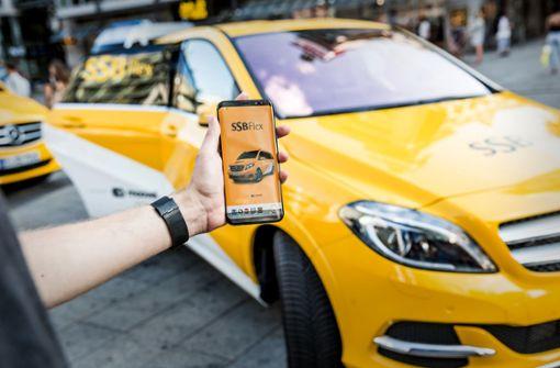 Taxikonkurrenz erweitert ihren Fuhrpark in Stuttgart