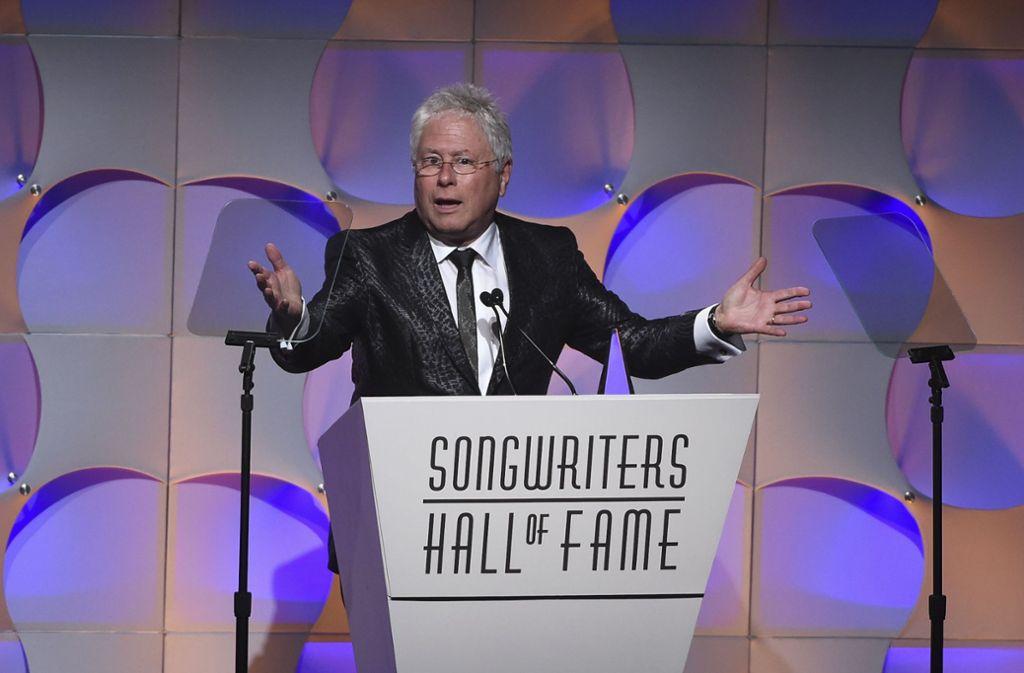 Alan Menken wurde mit dem Johnny Mercer Award ausgezeichnet. Dieser wird nur an Künstler vergeben, die bereits in die Hall of Fame aufgenommen wurden. Foto: Invision