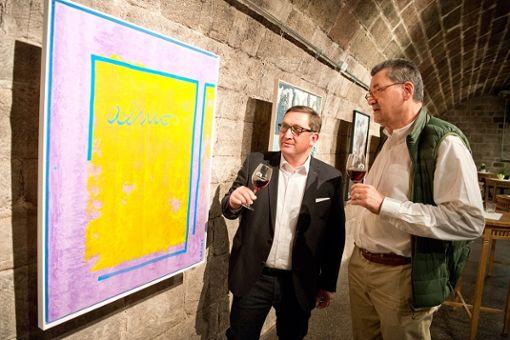 Wein und Kultur in der Kelter