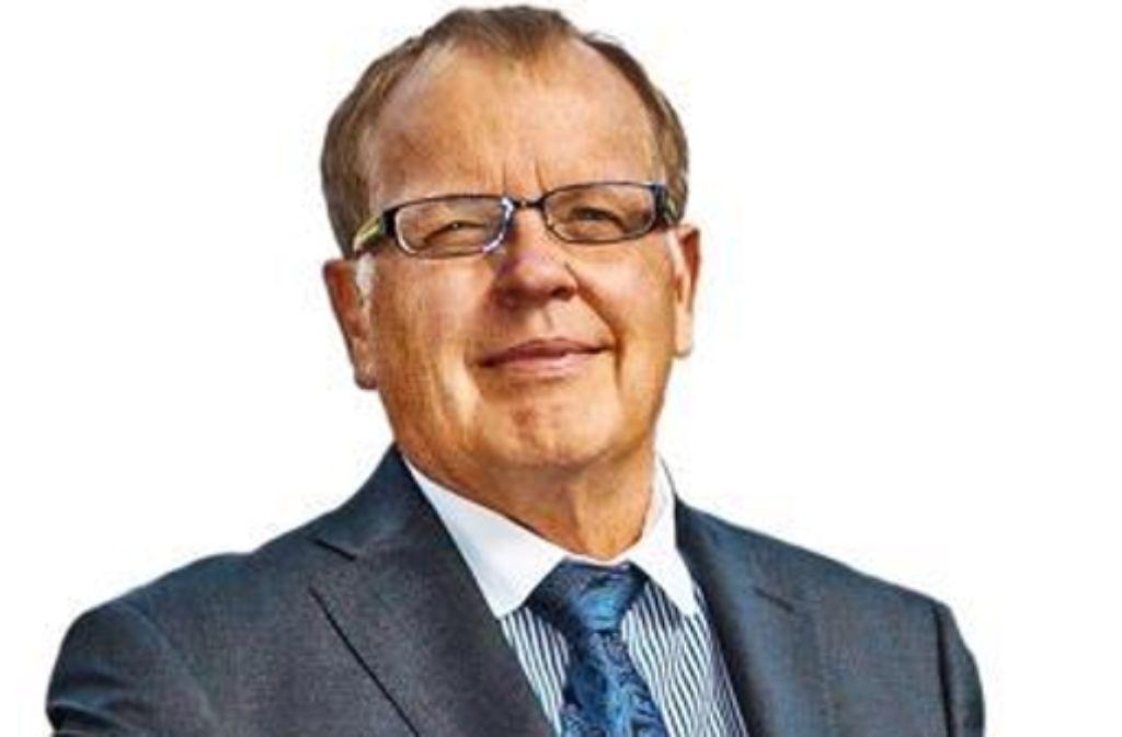 """Emil Sänze, Wahlkreis Rottweil, der 64-Jährige Rentner arbeitete bis zum Jahr 2014 als Betriebswirtschaftler bei der BMW-Bank. Als Pensionär trat Sänze der AfD bei. Bis dahin sei er immer Wähler der FDP gewesen, sagte Sänze dem """"Schwarzwälder Boten"""" im Januar 2015.  Foto: AfD"""