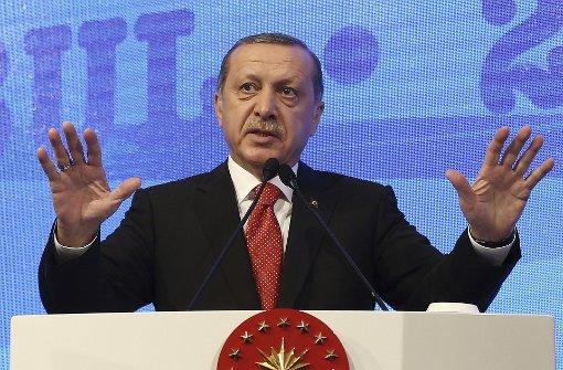 Erdogan droht mit Grenzöffnung für Flüchtlinge