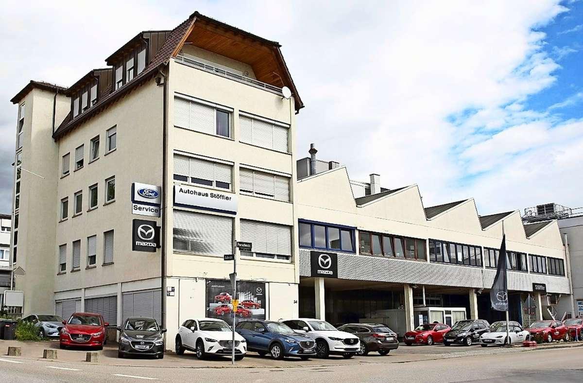 Am 30. Juni endet die fast 70-jährige Geschichte des Autohauses Stöffler. Foto: /privat