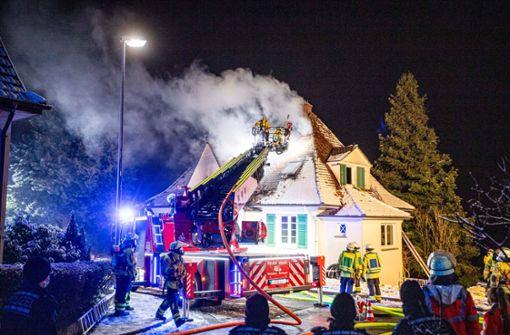350.000 Euro Schaden bei Brand – Ursache unklar