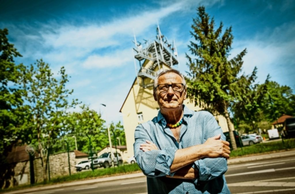 Eine Stimme des Pazifismus: Konstantin Wecker Foto: Lichtgut/Leif Piechowski