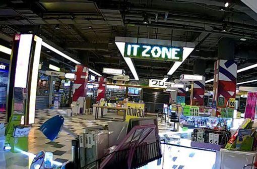 Mindestens 20 Tote und 31 Verletzte bei Angriff in Shoppingmal
