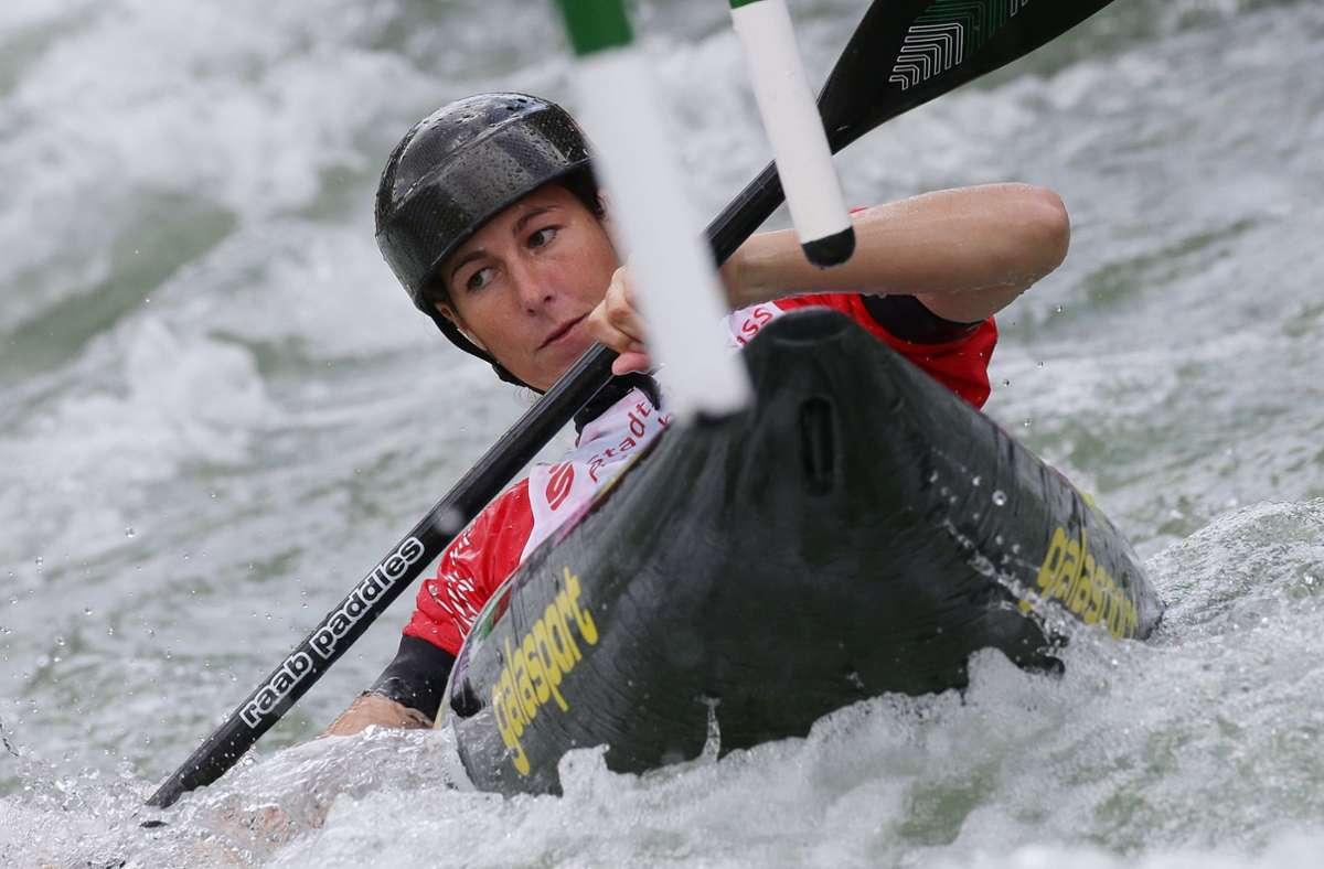 Im Kanusport machen Männerwettbewerbe Platz für Frauendisziplinen. So will sich das IOC geschlechtergerechten Olympischen Spielen annähern. Foto: Baumann