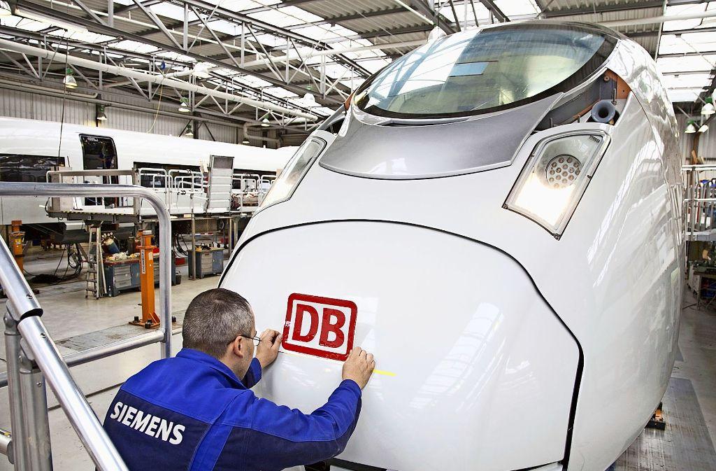 Siemens hat schon mehrere Teilungen hinter sich. Foto: Siemens