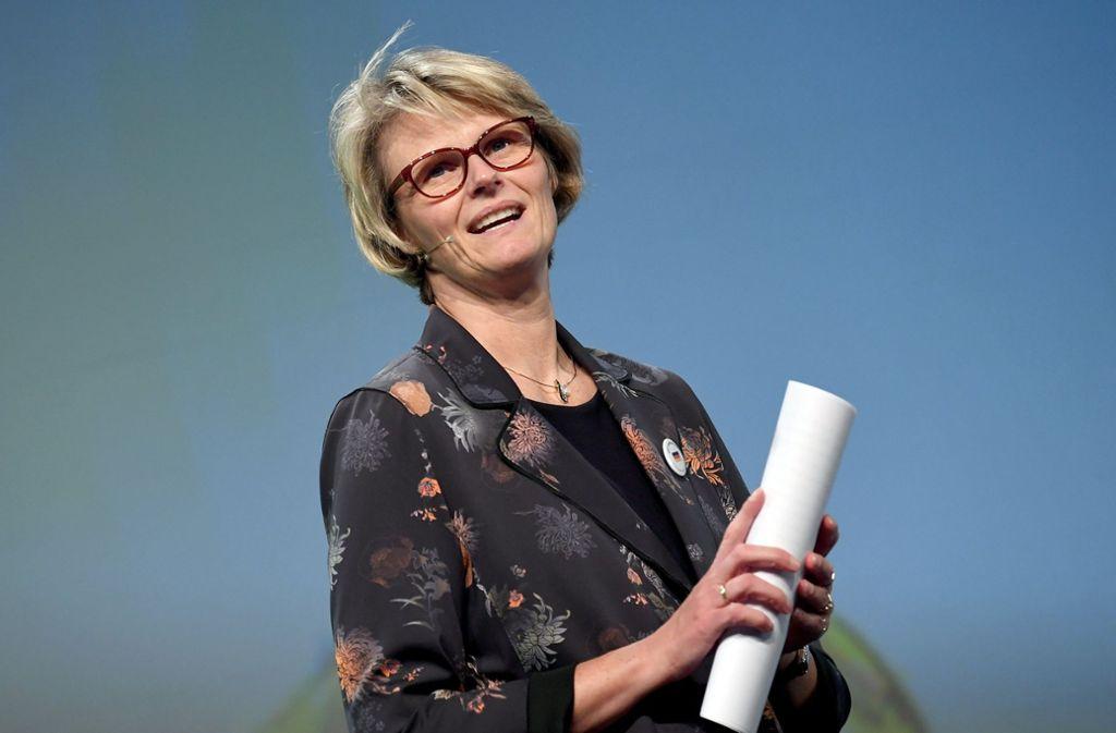 Berlin-Bundesbildungsministerin Anja Karliczek (CDU) stößt mit ihren Plänen auf Widerstand in den Ländern Foto: dpa