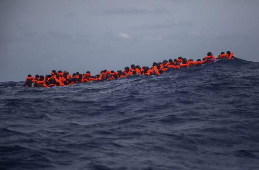 Menschen nicht an Flucht aus Libyen hindern