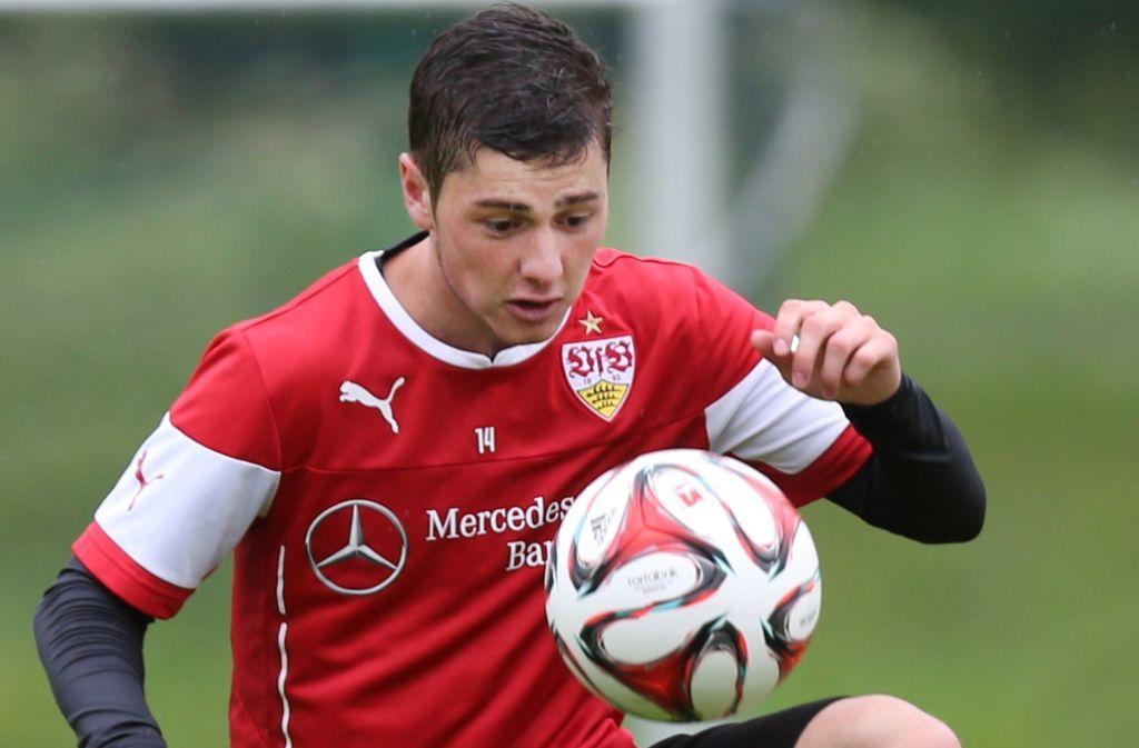 Vom FC Thun zurück zum VfB: Marco Rojas Foto: Baumann
