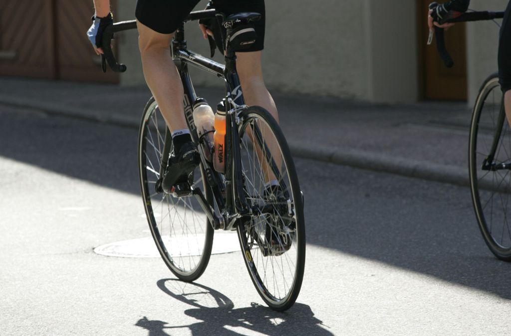 Am Sonntag gehört Ebersbach den Radsportlern. Foto: Sigerist
