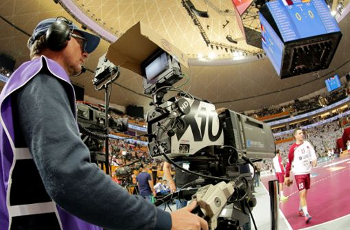 Handballern droht ein TV-Blackout