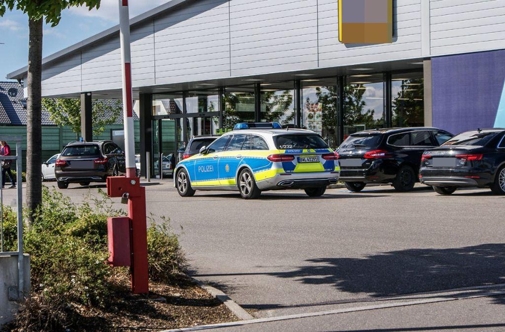 Die Polizei fahndete  nach dem Verdächtigen (Symbolbild). Foto: SDMG