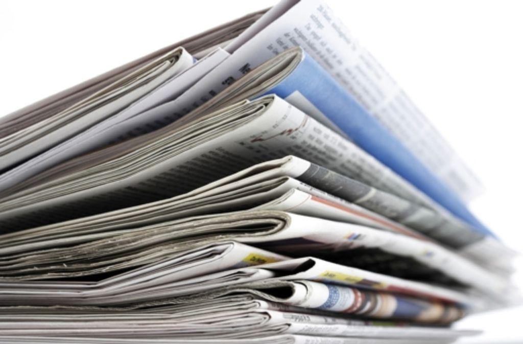 Wer schreibt was? Der Deutsche Pressekodex gibt Regeln vor, die  streng ausgelegt werden sollen. Foto: Mauritius