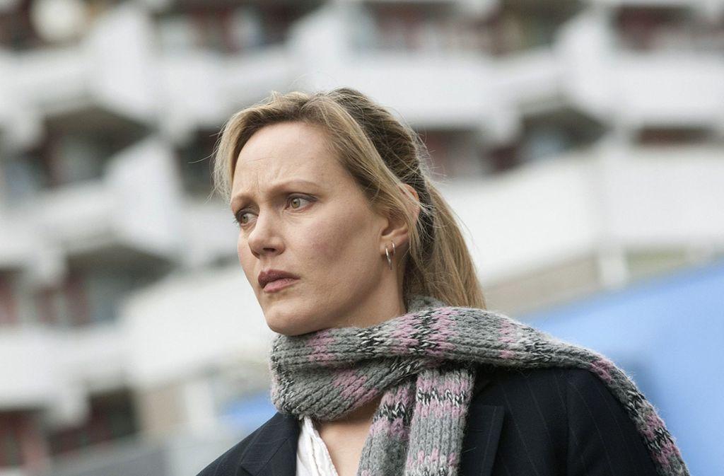 Anna Schudt hat Chancen auf einen Emmy Foto: WDR Presse und Information/Bildk