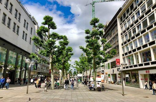 Shopping-Wüste Stuttgart