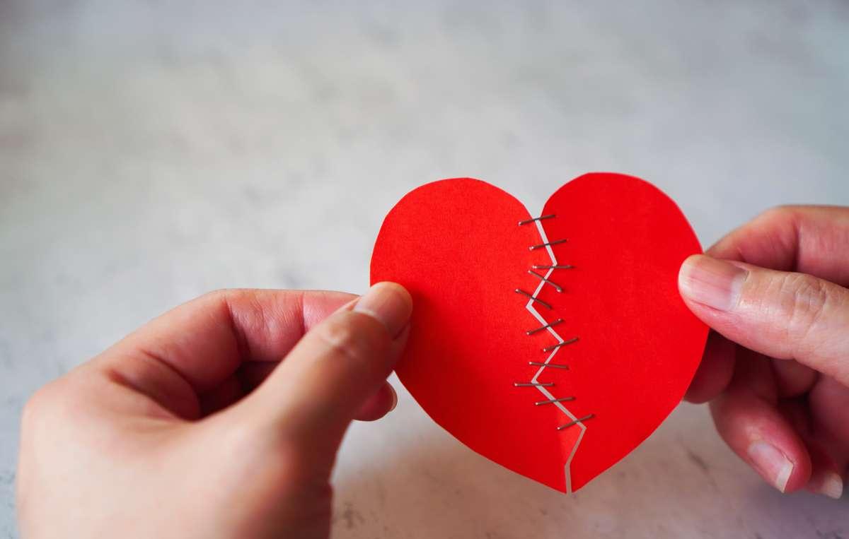 Wie lange dauert es, Liebeskummer zu überwinden? Foto: Lek in a BIG WORLD/Shutterstock