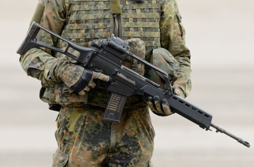 Bundeswehrsoldat soll Frau in Kaserne vergewaltigt haben