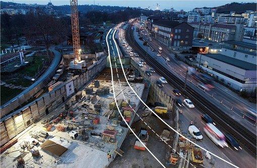 Wie sieht die Zukunft der Neckarvorstadt aus?