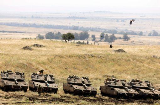 Israel hofft auf vorläufiges Ende der Gefechte mit Iran