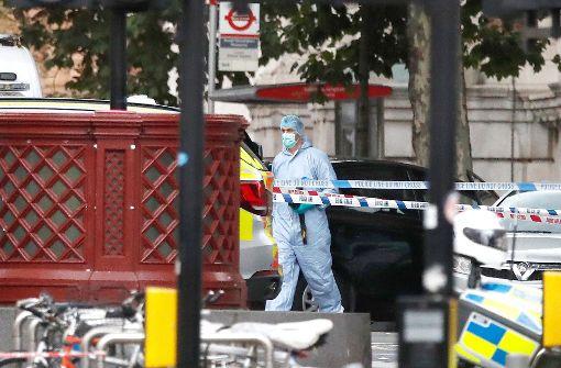 Polizei: Vorfall vor Museum kein Terrorakt